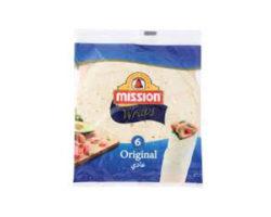 Mission Original Wraps 420g x 2 (Spain)