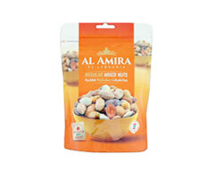 Al Amira Regular Mixed Nuts 300gm