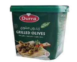 Durra Grilled Olives 4kg