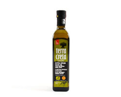 TERRA CRETA EXTRA VIRGIN OLIVE OIL Blue 250 Ml