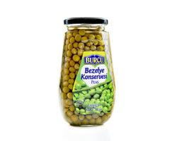 Burcu Green Peas 570gm