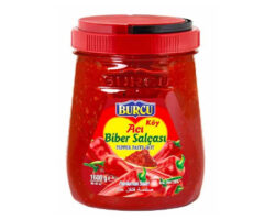 Burcu Pepper Paste Hot 1600gm