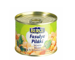 Burcu White Beans In Tomato Sauce 200gm