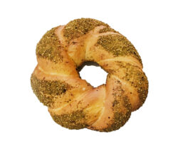 Large Simit With Thyme