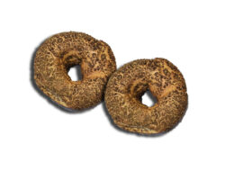 Small Smit Zaatar And Sesame Seeds