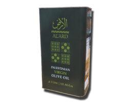 Al'Ard Palestinian Virgin Olive Oil 3ltr