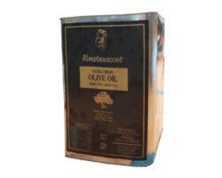 Almotawasset Extra Virgin Olive Oil First Cold Pressed 16ltr