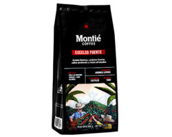 Montie Coffee Strong Excelso 340gm