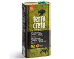 Terra Creta Extra Virgin Olive Oil 5ltr
