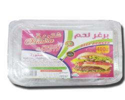 Chtaura Beef Burger 400gm