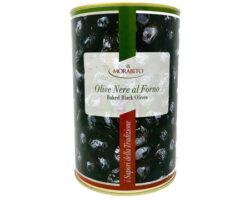 Morabito Baked Black Olives 2.5kg
