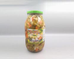 Al Dayaa Mix Pickles 3000gm