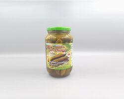 Al Dayaa Pickled Cucumber 1000gm