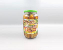 Al Dayaa Stuffed Eggplant in Oil 1000gm