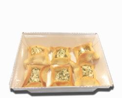 Chtaura Spinach With Cheese Mini Pies 6pcs
