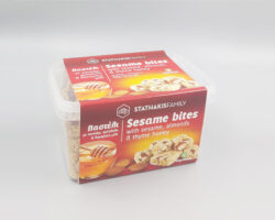Stathakis Family Sesame Bites With Almond and Honey 200gm