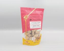 Stathakis Family Pasteli Bites with Honey, Almonds and Ceylon Cinnamon 150gm