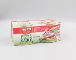 Mutti Pizza Sauce With Oregano And Basil 204 Ml 2 Pieces