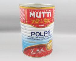Mutti Polpa Finely Chopped Tomatoes 4050 Gm